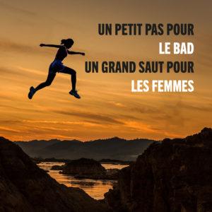 Événement Découverte du Badminton 100% Femmes
