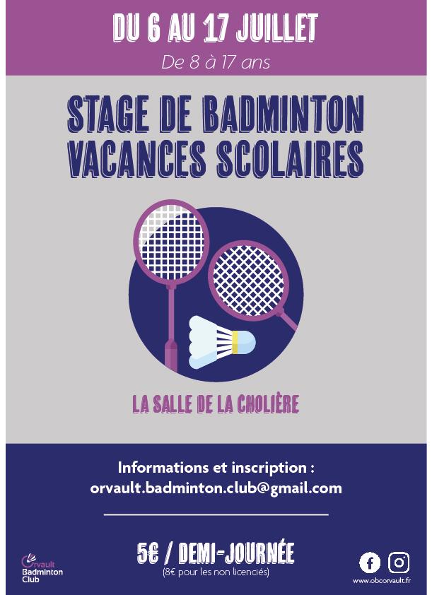Stage Jeunes d'Été