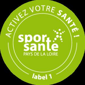 Label Sport Santé niveau 1