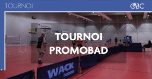 Read more about the article Tournoi Promobad 2020 – 3ème édition