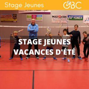 Read more about the article Stage Jeune été 2021