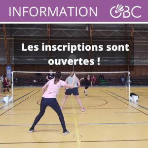 Read more about the article Les inscriptions 2021/2022 sont ouvertes !